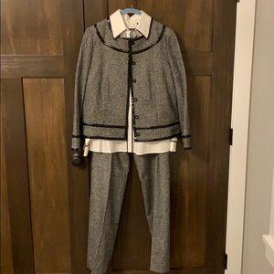 4 piece Dana Buchanan suit